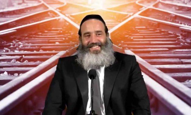 היכולת לשתוק הכנה לחג השבועות הרב יצחק פנגר
