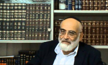 """פסח ה'תשע""""ח הרב יוסף שני"""