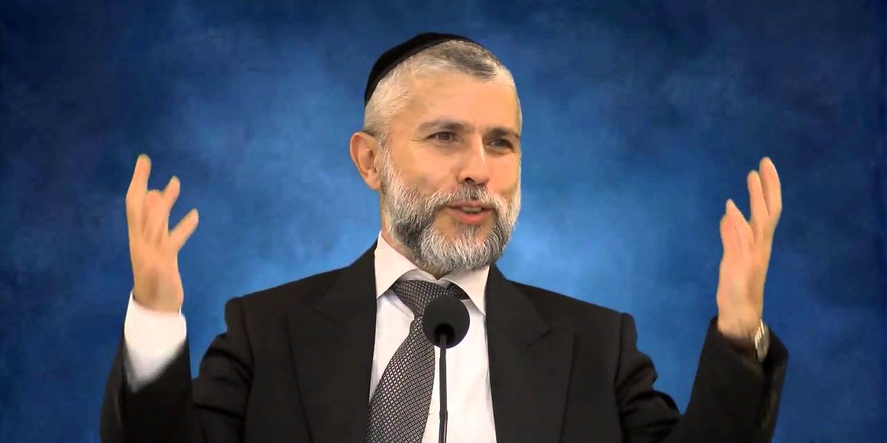 סוד חג הפורים מרבין בשמחה הרב זמיר כהן