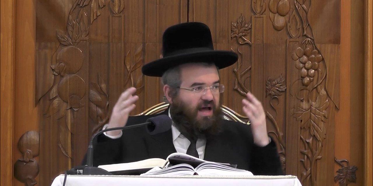 גמרא בבא מציעא דף ג: שיעור יג' הרב מרדכי אורי הלוי אנגלמן