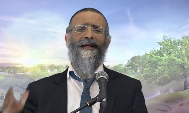 הרב מיכאל לסרי שיעור מרתק ומחזק על ספירת העומר לקראת יום העצמאות
