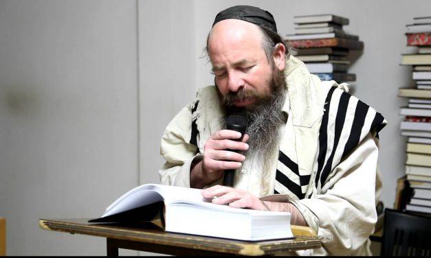 לג בעומר הרב יעקב עדס