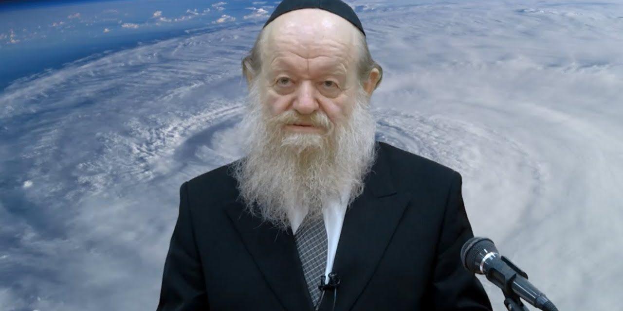 פרשת ניצבים סוד הבריאה בחירה חופשית הרב יוסף בן פורת