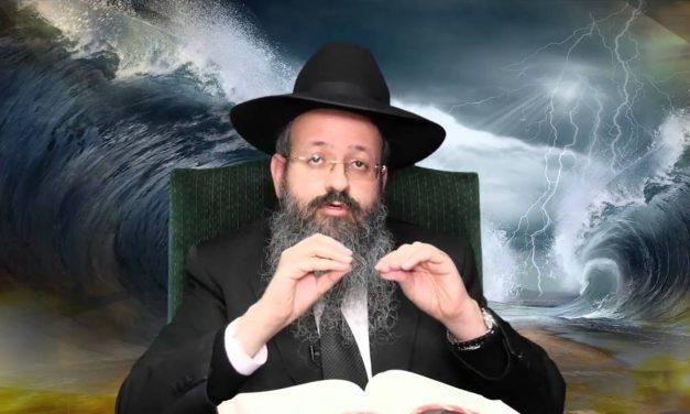 פרשת צו הרב יצחק בצרי