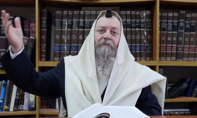 שיעור לקראת צום גדליה המקובל הרב דוד בצרי