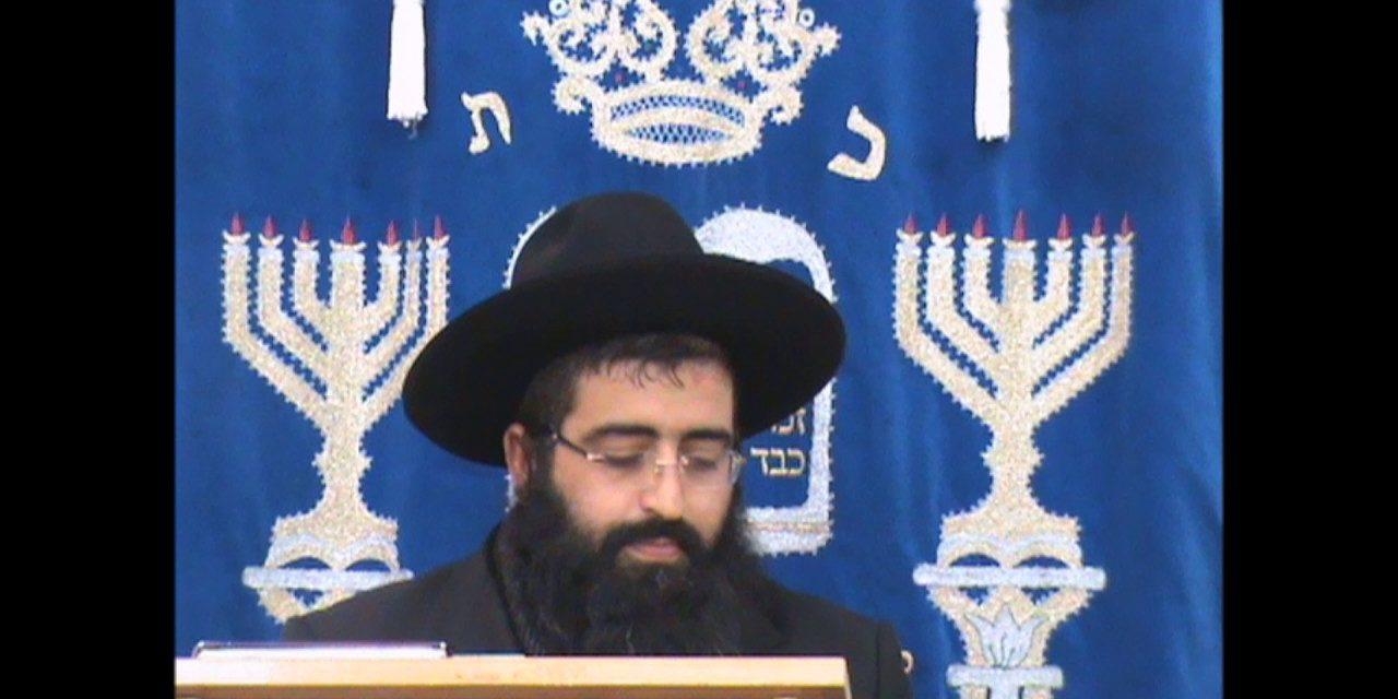 תניא סוף פרק ב' הרב שלמה יעקב ביטון