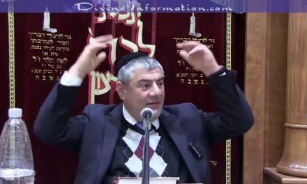 שיחות מוסר מס׳ 5 הרב יוסף מזרחי