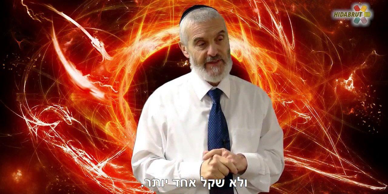 קבלה הלב הרוחני של העולם הרב עקיבא טץ