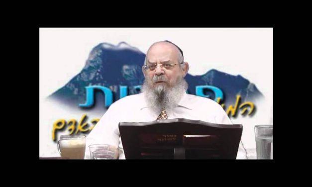הלכות לשון הרע ורכילות 4 הרב אביעזר פאלח