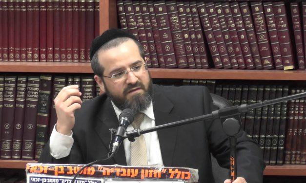 טיפים קצרים כיצד לצאת מהדאגות הרב אברהם בן אסולין