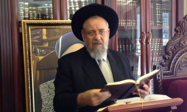 מבית מדרשינו פרשת שמות ברכות קריאת שמע הרב אברהם רביב