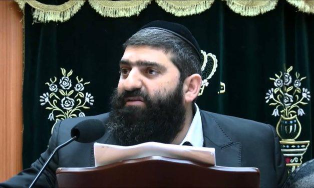 מעלת רבי שמעון בלג בעומר ה׳תשע״ח הרב אייל עמרמי