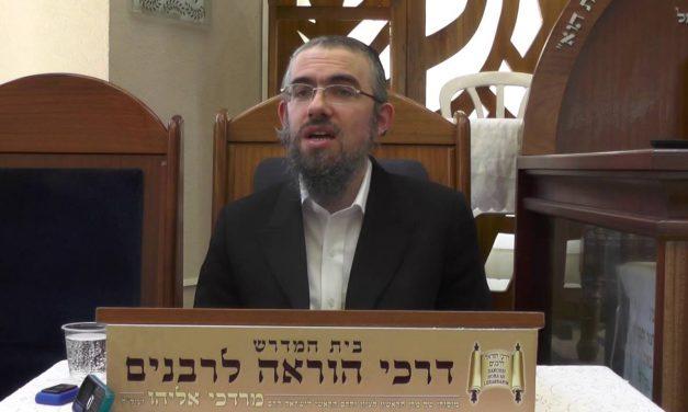 שבת הלכות כתיבה סימן שמ מבית מדרשינו הרב ישראל טיקוצינסקי