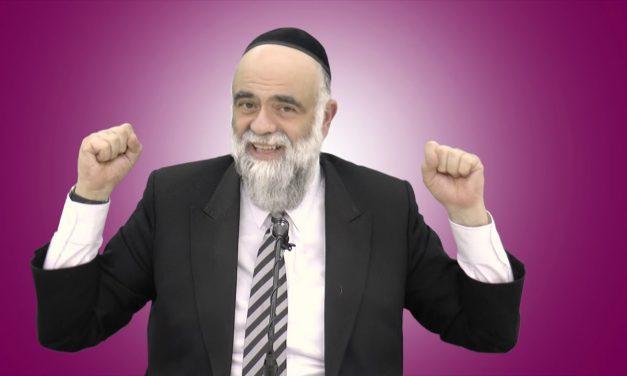 איש יהודי פרשת כי תשא הרב משה פינטו
